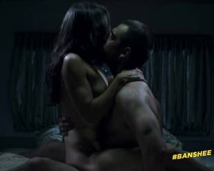 trieste kelly dunn nude in banshee sex scene 6267 19