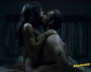 trieste kelly dunn nude in banshee sex scene 6267 20