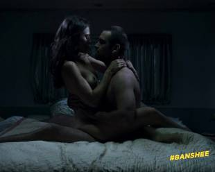 trieste kelly dunn nude in banshee sex scene 6267 4