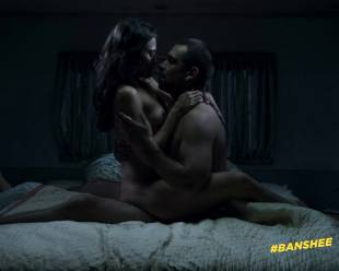 trieste kelly dunn nude in banshee sex scene 6267 6