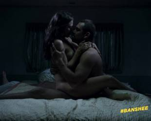 trieste kelly dunn nude in banshee sex scene 6267 7
