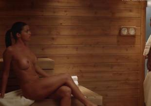 vera nova nude in ballers sauna scene 4339 19