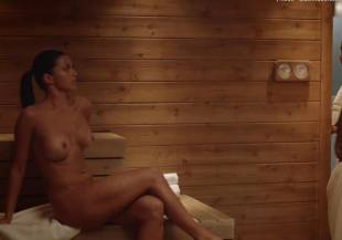 vera nova nude in ballers sauna scene 4339 21