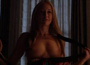 victoria vertuga topless as a new friend on dexter 4336 5