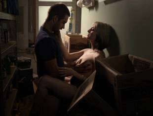 wendy michelle topless in the closet from banshee 2579 8