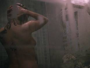 weronika rosati topless in the shower from bullet to head 3064 1