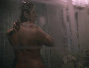 weronika rosati topless in the shower from bullet to head 3064 4