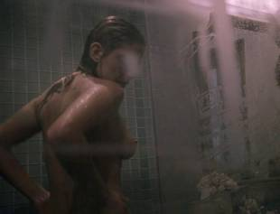 weronika rosati topless in the shower from bullet to head 3064 6