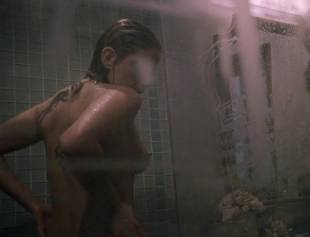 weronika rosati topless in the shower from bullet to head 3064 7