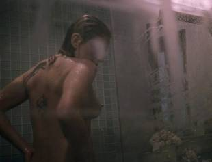 weronika rosati topless in the shower from bullet to head 3064 8
