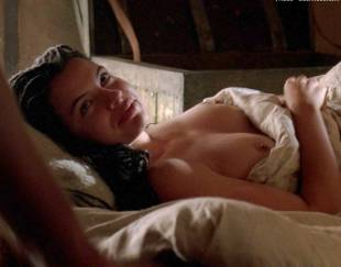 zuleikha robinson topless breasts fondled in rome 9796 10