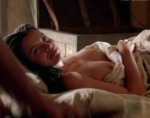 zuleikha robinson topless breasts fondled in rome 9796 11