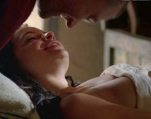 zuleikha robinson topless breasts fondled in rome 9796 2