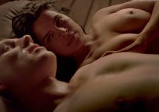 zuleikha robinson topless in rome sex scene 0693 10