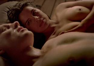 zuleikha robinson topless in rome sex scene 0693 11