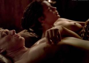 zuleikha robinson topless in rome sex scene 0693 13
