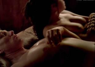 zuleikha robinson topless in rome sex scene 0693 14