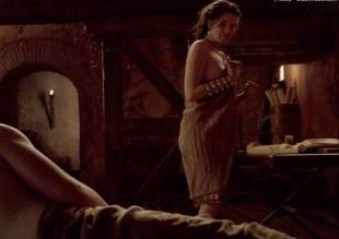 zuleikha robinson topless in rome sex scene 0693 16