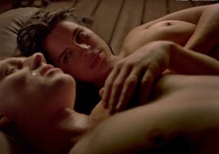 zuleikha robinson topless in rome sex scene 0693 7