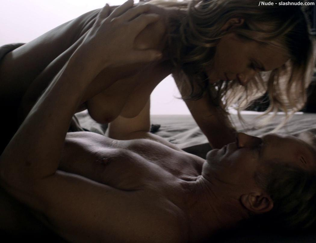 Tanya Clarke Topless On Top In Banshee 5