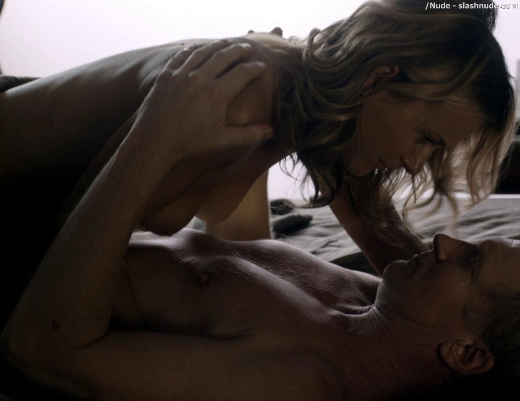 Tanya Clarke Topless On Top In Banshee 7