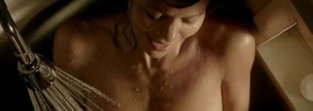 thandie newton nude in the shower on rogue 8731