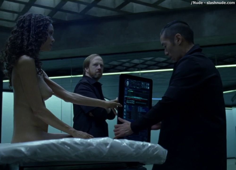 Thandie Newton Nude To Kill On Westworld 8