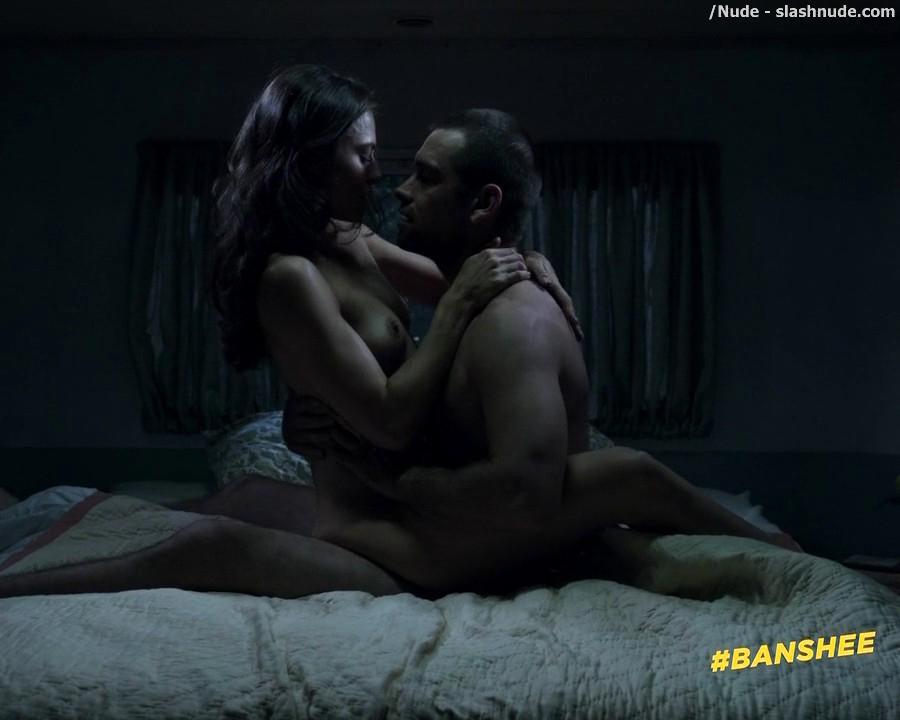 naked surrender sex scene