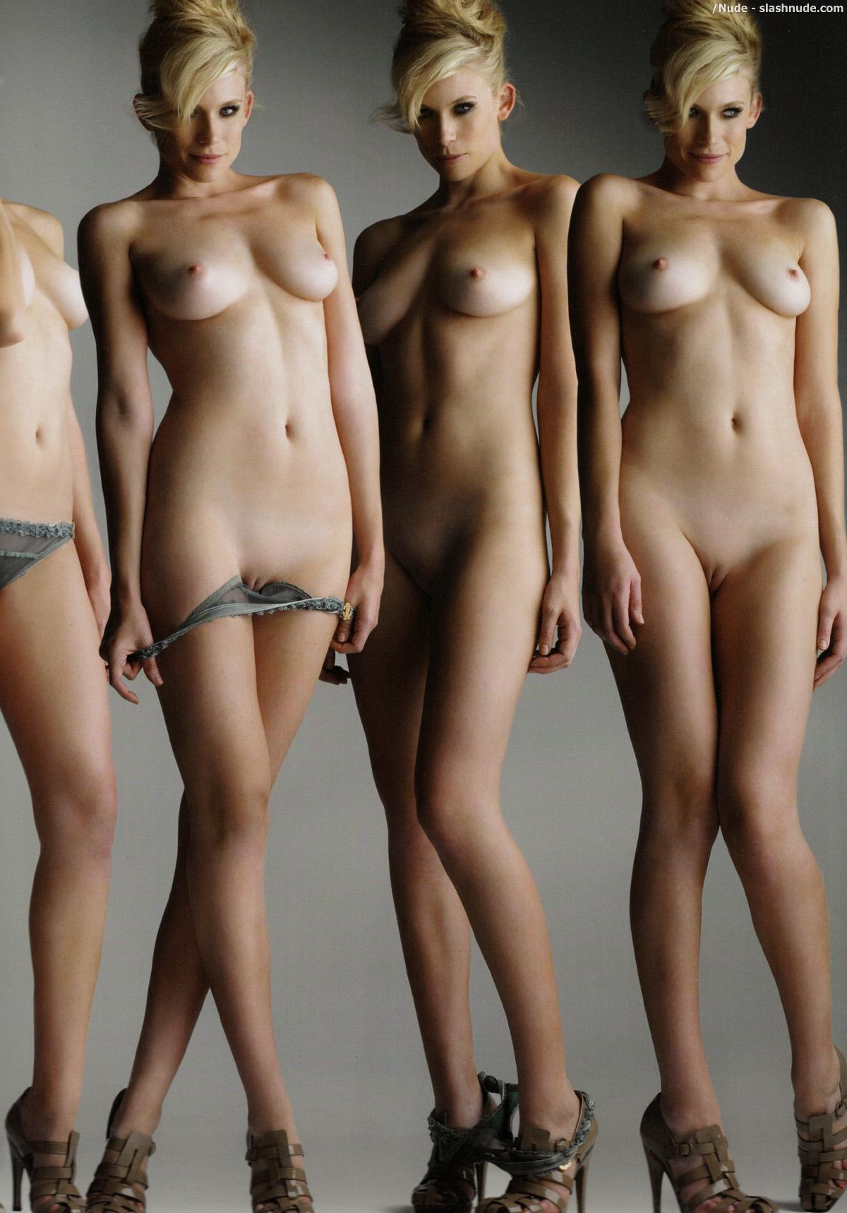 Opinion you Full frontal nude female models