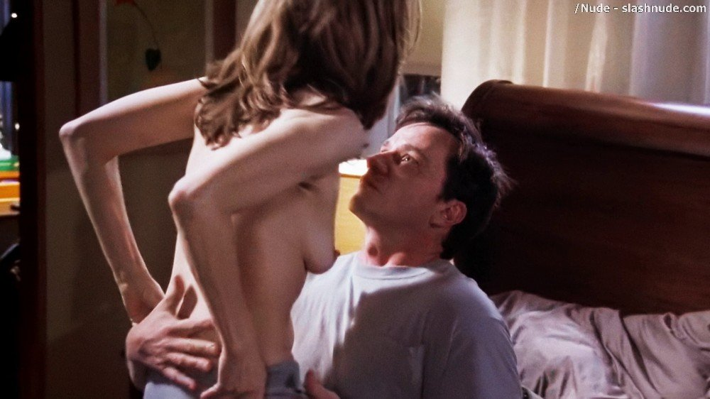 Ally Walker Topless In Tell Me You Love Me 14