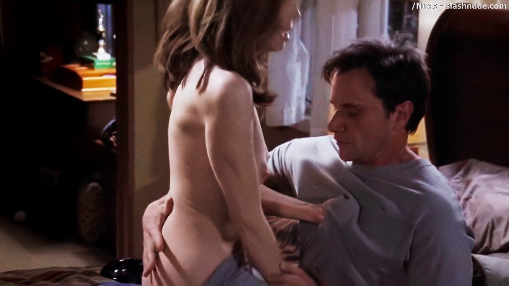 Ally Walker Topless In Tell Me You Love Me 16