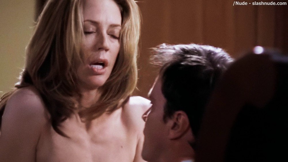 Ally Walker Topless In Tell Me You Love Me 29