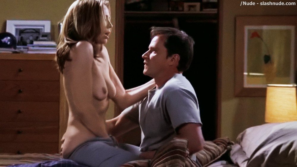 Ally Walker Topless In Tell Me You Love Me 32