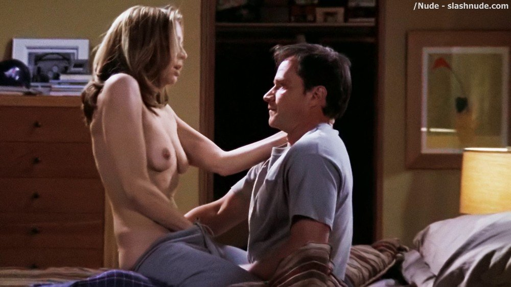Ally Walker Topless In Tell Me You Love Me 34