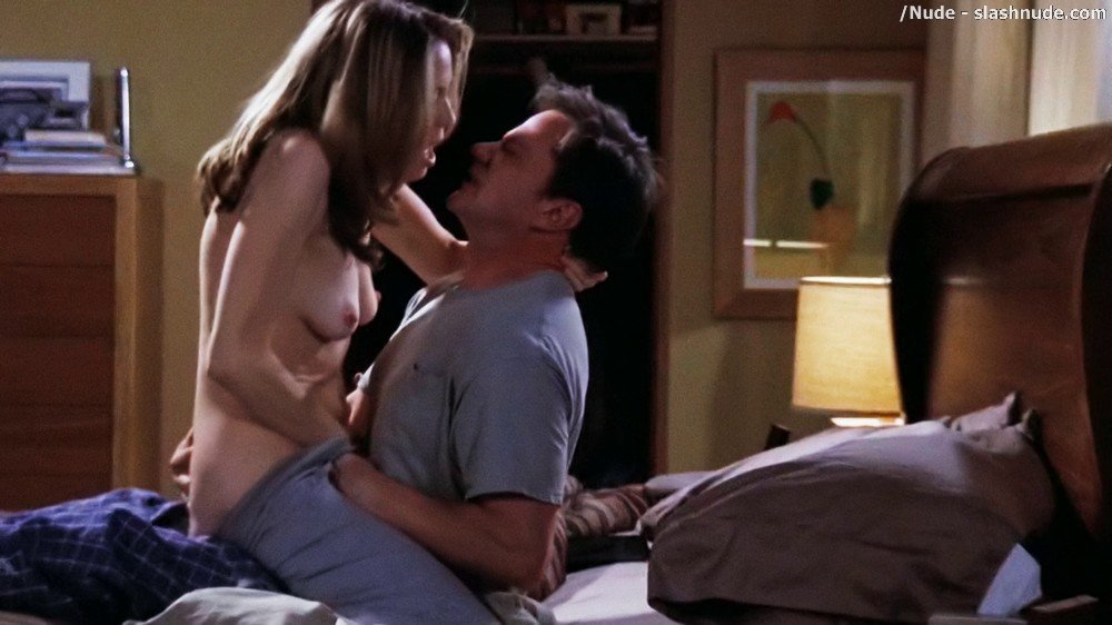 Ally Walker Topless In Tell Me You Love Me 38