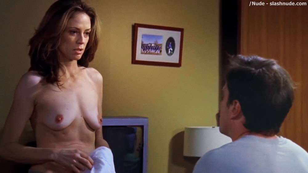 Ally Walker Topless In Tell Me You Love Me 7