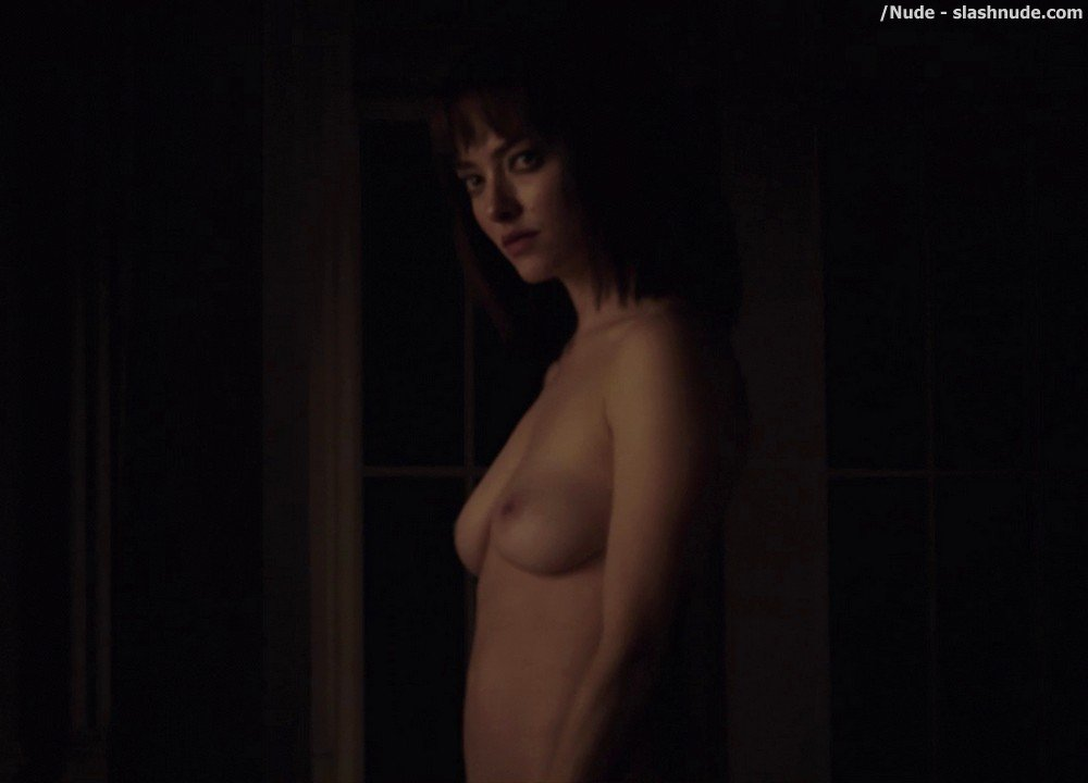 Amanda Seyfried Nude Top To Bottom In Anon 10