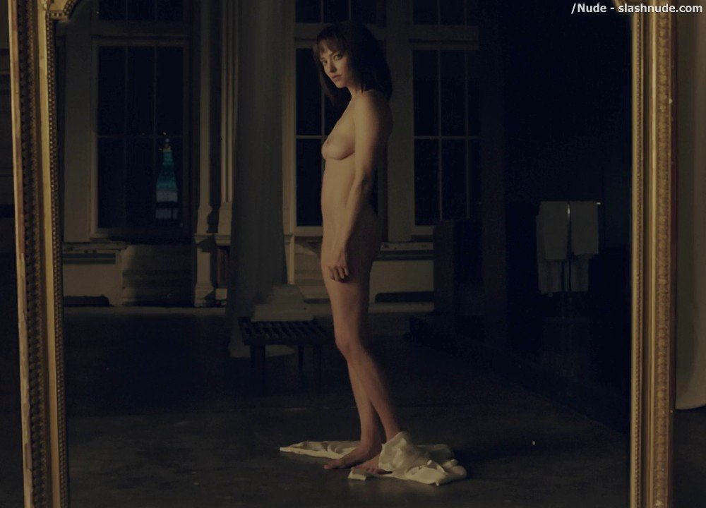 Amanda Seyfried Nude Top To Bottom In Anon 4