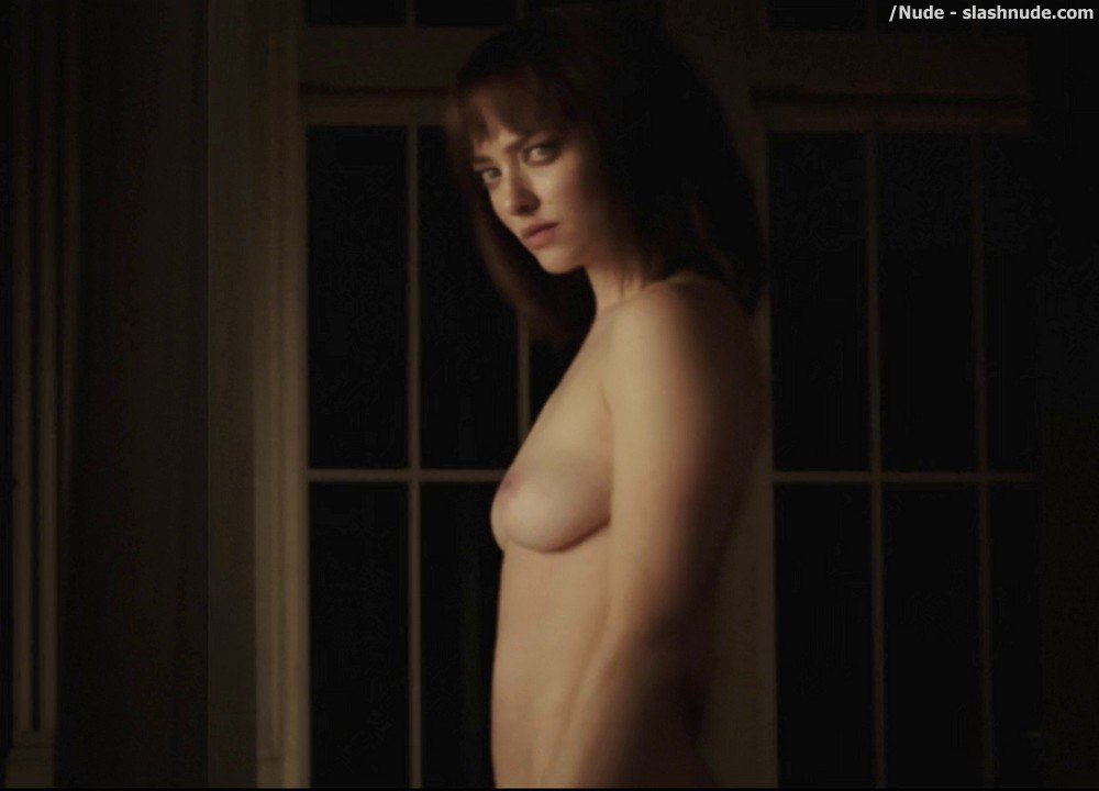 Amanda Seyfried Nude Top To Bottom In Anon 6