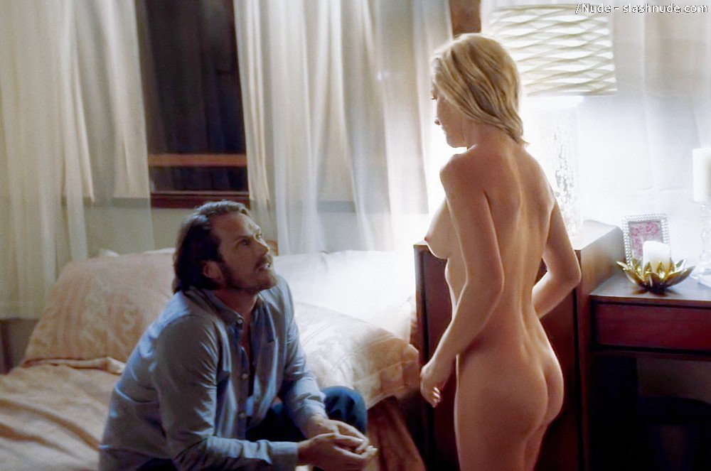 Angela Kinsey Nude In Half Magic 2