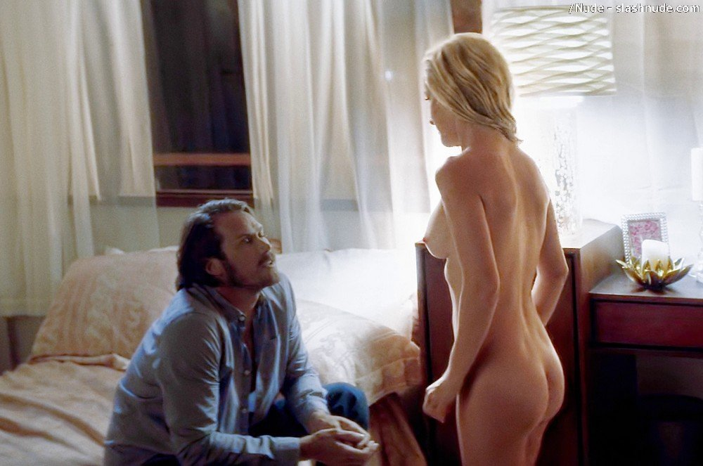 Angela Kinsey Nude In Half Magic 3