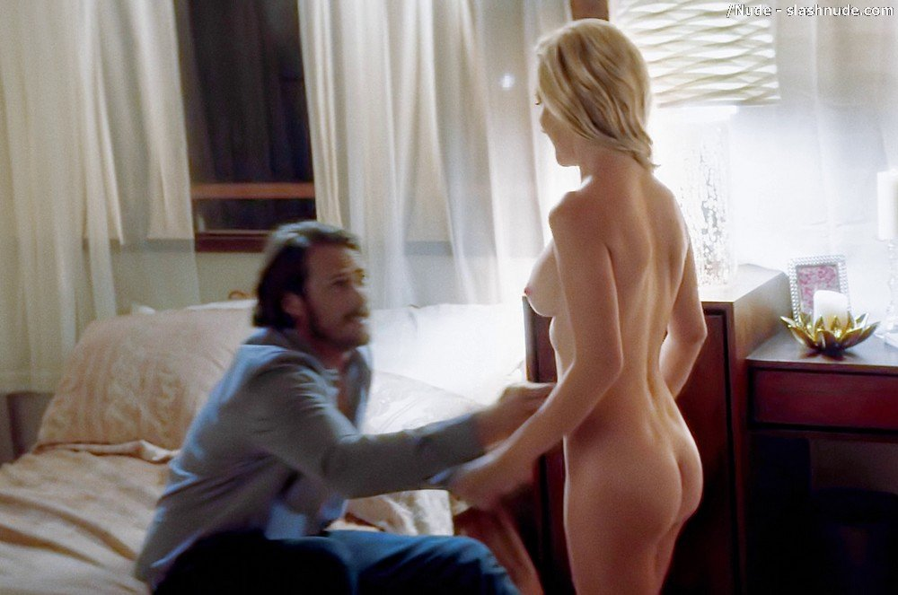 Angela Kinsey Nude In Half Magic 6