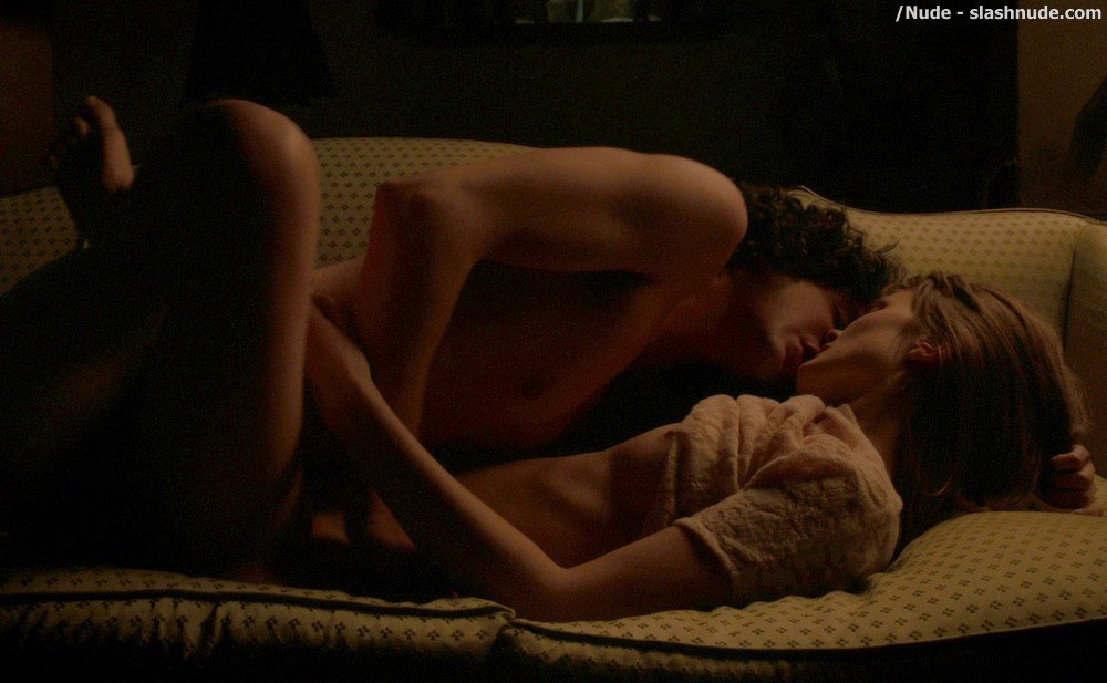 Bella Heathcote Topless In Not Fade Away 10