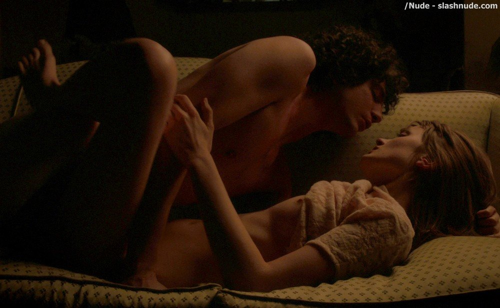 Bella Heathcote Topless In Not Fade Away 15