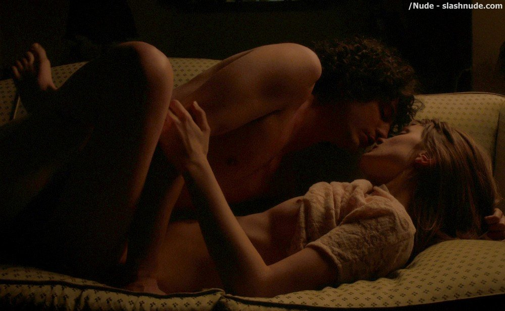 Bella Heathcote Topless In Not Fade Away 17