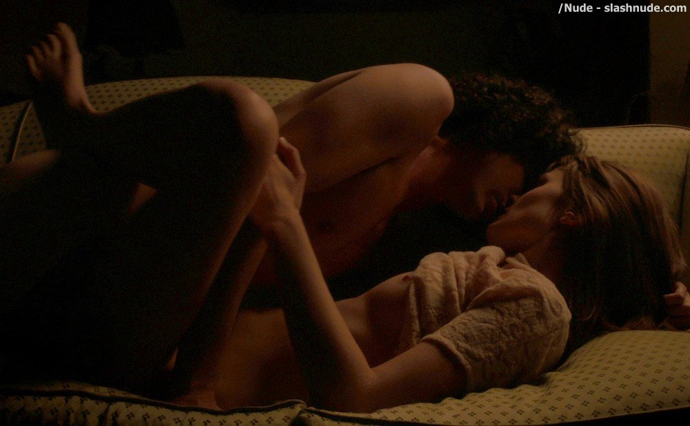 Bella Heathcote Topless In Not Fade Away 18