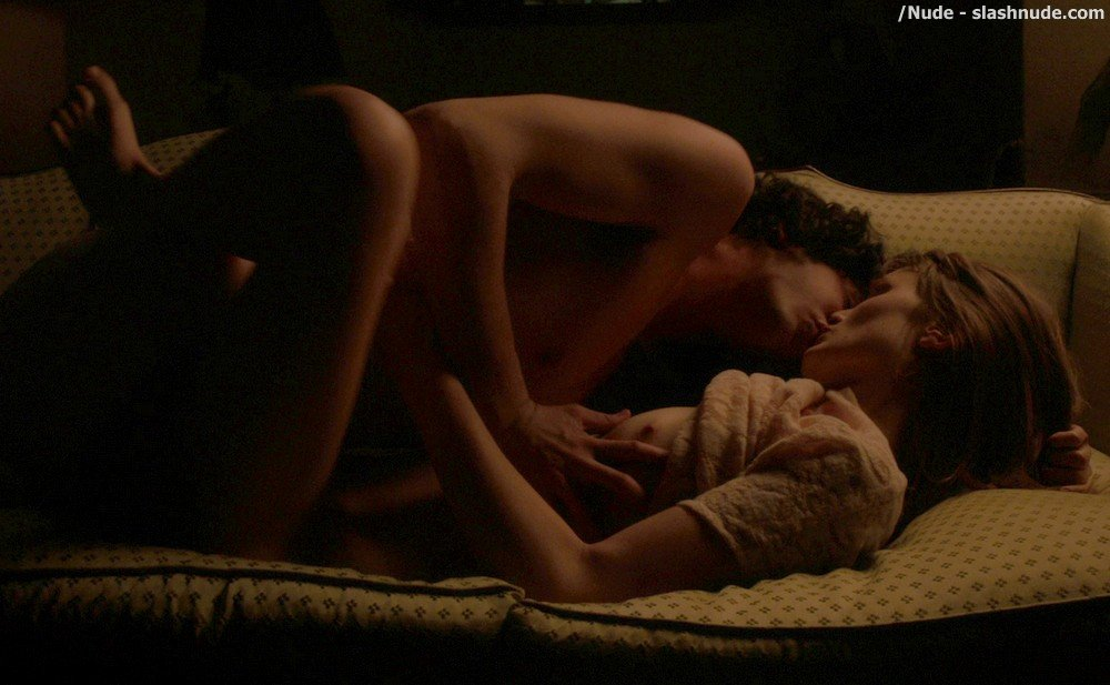 Bella Heathcote Topless In Not Fade Away 2