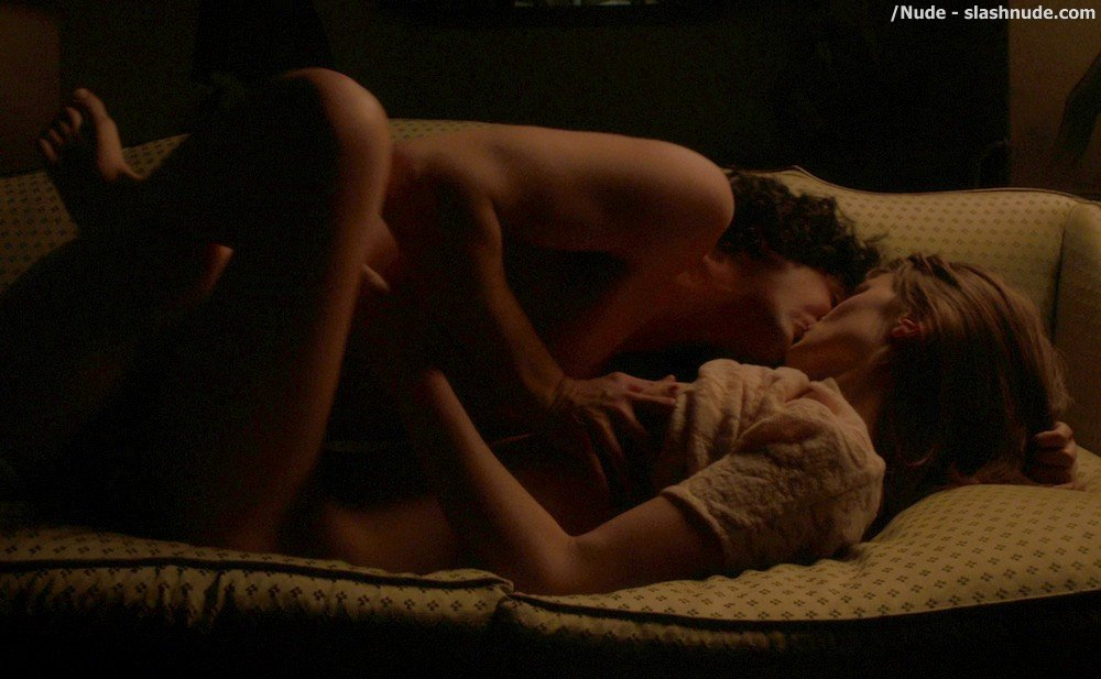 Bella Heathcote Topless In Not Fade Away 4