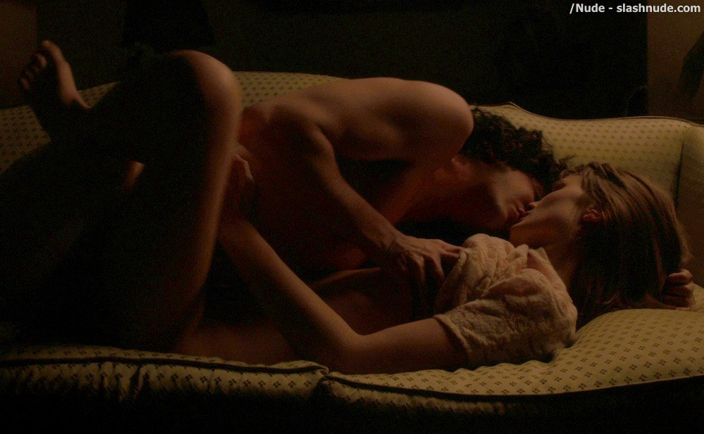 Bella Heathcote Topless In Not Fade Away 5