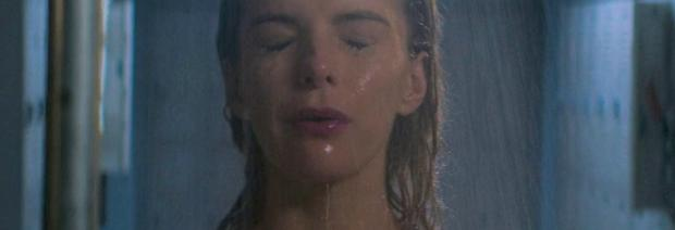 betty gilpin nude in shower on glow 8975